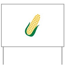 Corn Yard Sign