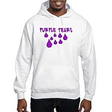 PURPLE TEARS Hoodie