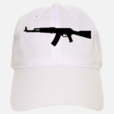 Rifle AK 47 Baseball Baseball Cap