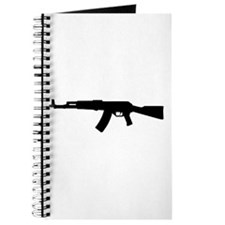 Rifle AK 47 Journal