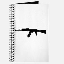 Rifle AK 47 Journal