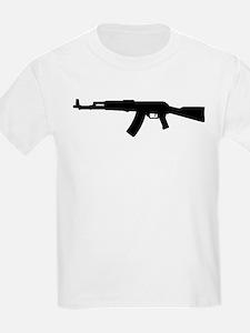 Rifle AK 47 T-Shirt