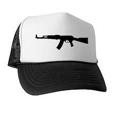 Rifle AK 47 Trucker Hat