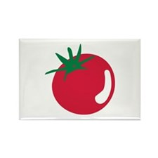 Tomato Rectangle Magnet