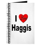 I Love Haggis Journal