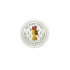 Gryphon's Pride Valkyrie Mini Button