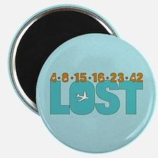4 8 15 16 23 42 Blue Magnet