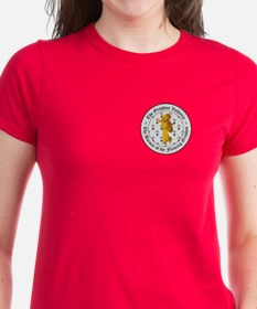 Gryphon's Pride Valkyrie Gold Tee