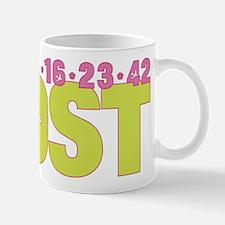 4 8 15 16 23 42 Green Mug