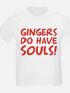 Unique Ginger pride T-Shirt