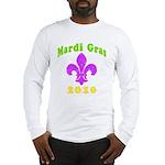 Mardi Gras Long Sleeve T-Shirt