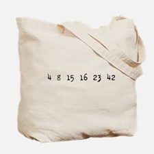 4815162342 LOST Numbers Tote Bag