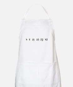 4815162342 LOST Numbers Apron