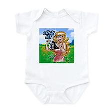 Click it! Photography design Infant Bodysuit