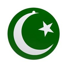 Pakistan Ornament (Round)