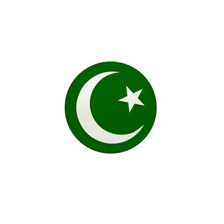Pakistan Mini Button