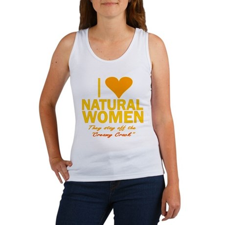Stay off the creamy crack Women's Tank Top