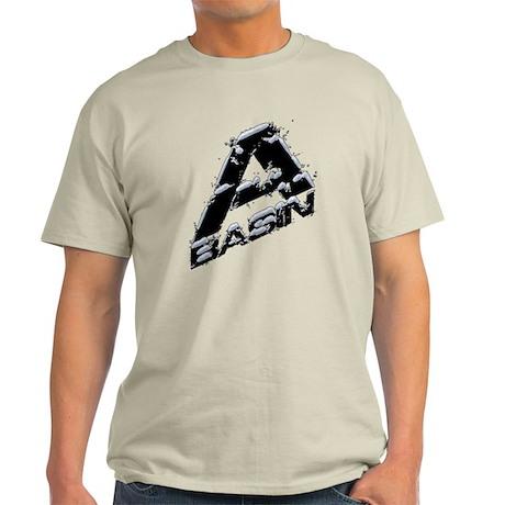 A-Basin Snow Capped Logo Light T-Shirt