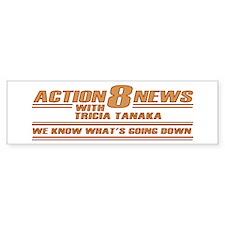 Tricia Tanaka Bumper Sticker (10 pk)