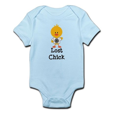 Dharma Lost Chick Infant Bodysuit