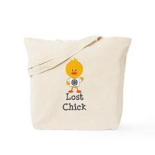 Dharma Lost Chick Tote Bag