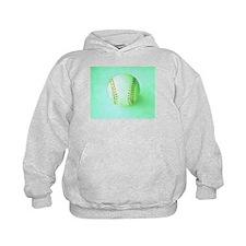 I Love Baseball Hoodie Sweatshirt