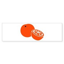 Orange Bumper Sticker (50 pk)