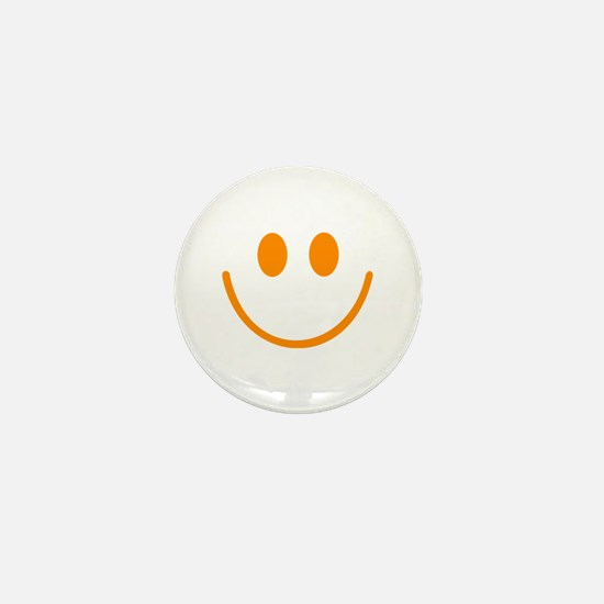 Smile Mini Button