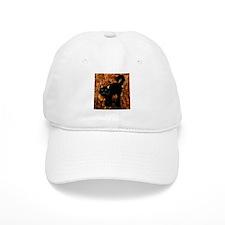 Halloween Cat Baseball Cap