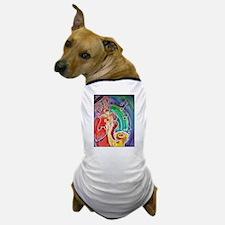 Sax, Musician, Bright, Fun, Dog T-Shirt