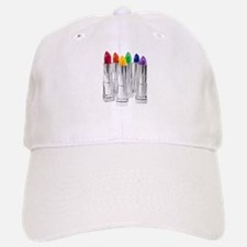 lesbian lipstick Baseball Baseball Cap