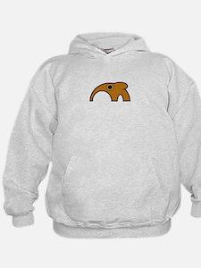 Brown Elephant Hoodie