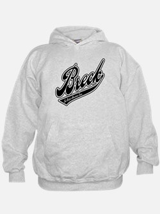 Breck Baseball Logo Hoodie