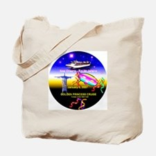 Golden - New Orleans - Rio  Tote Bag