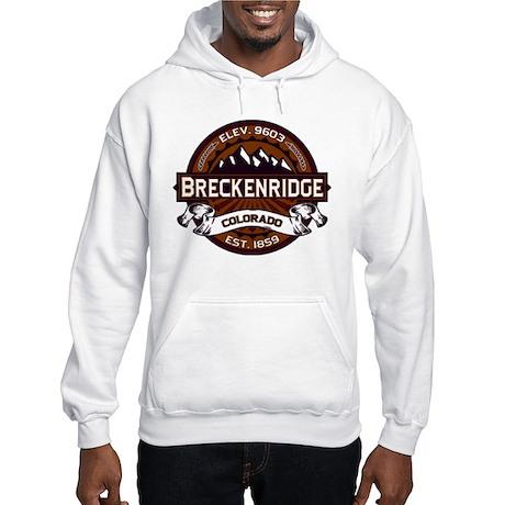 Breckenridge Vibrant Hooded Sweatshirt