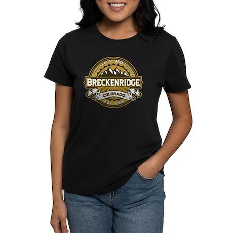 Breckenridge Tan Women's Dark T-Shirt
