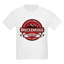 Breckenridge Red T-Shirt