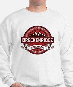 Breckenridge Red Sweatshirt