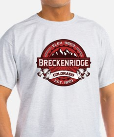 Breckenridge Red T-Shirt