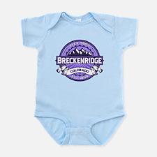 Breckenridge Purple Infant Bodysuit