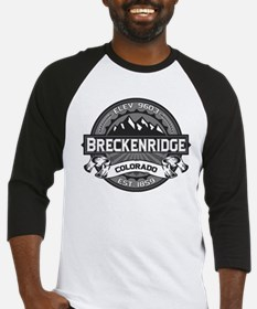 Breckenridge Grey Baseball Jersey