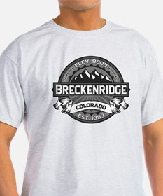 Breckenridge Grey T-Shirt