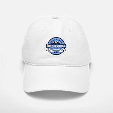Breckenridge Blue Baseball Baseball Cap