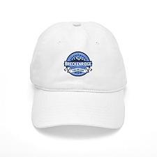 Breckenridge Blue Baseball Cap