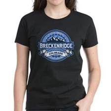 Breckenridge Blue Tee