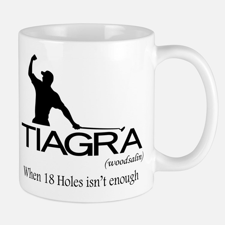 Tiagra: When 18 Holes Isn't Enough Mug