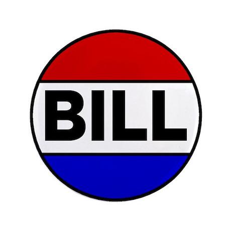 """Bill 3.5"""" Button"""