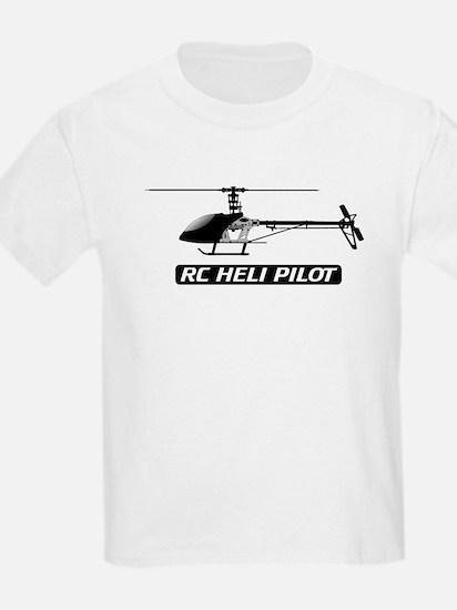 RC Heli Pilot T-Shirt