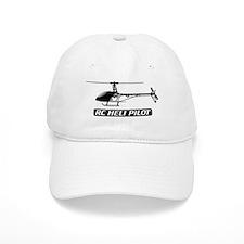 RC Heli Pilot Baseball Cap