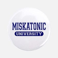 "Miskatonic University 3.5"" Button"